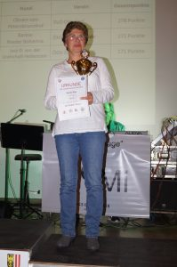 Renate Rühl, 3.Platz OÖ Landesmeisterschaft 2016